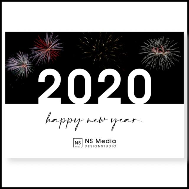 Neujahrswünsche 2019